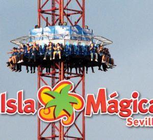 Isla Magica Sevilla