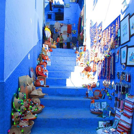 Ciudades Con Encanto De Marruecos Semana Santa Transporte