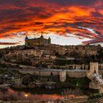 Toledo-Sunset