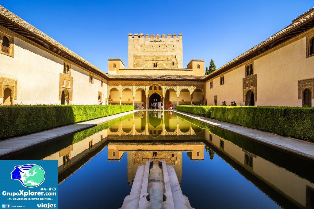 Palais nasrides de l'Alhambra