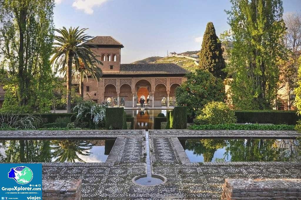 Ogród Alhambry