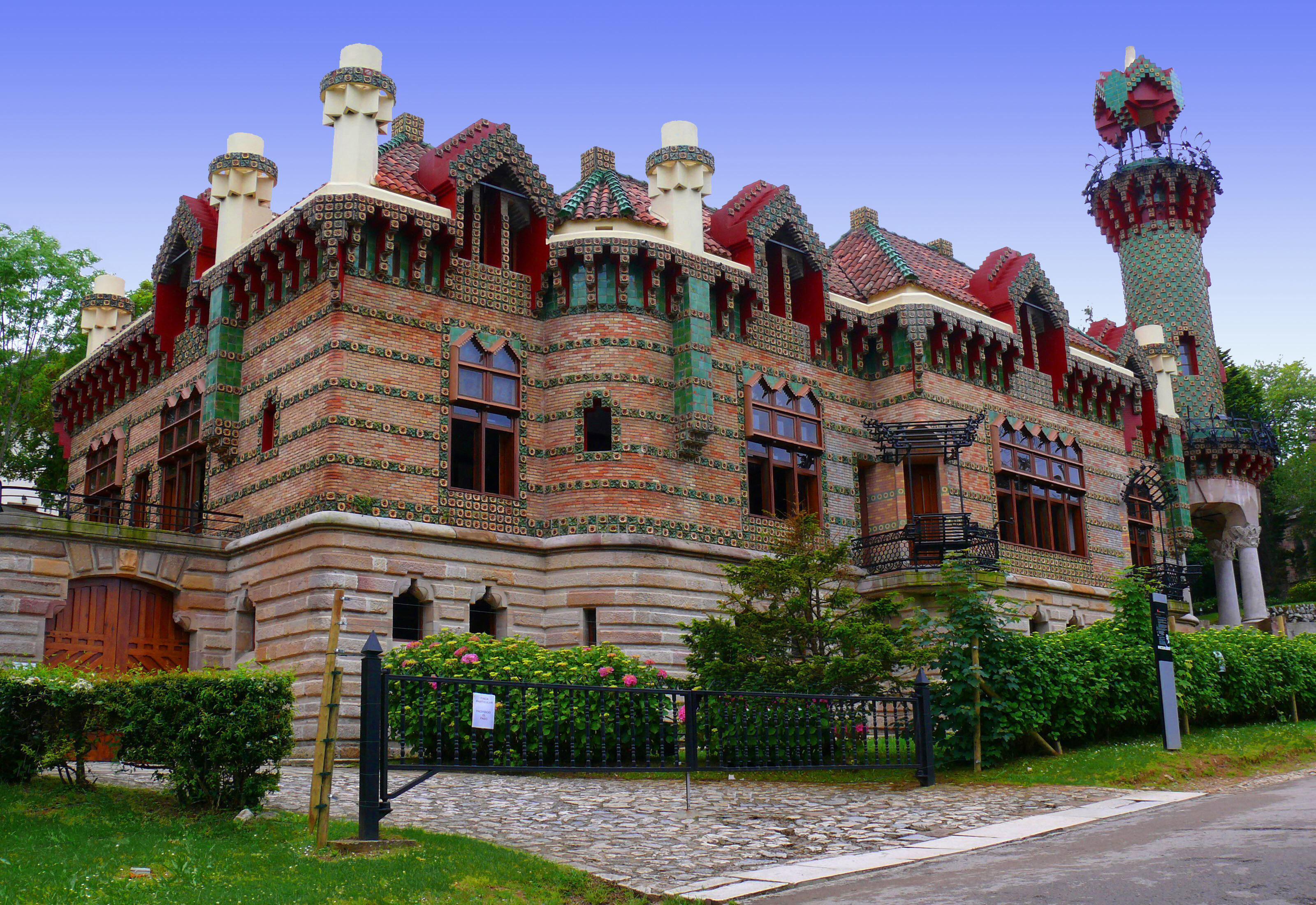 """Comillas """"Capricho"""" de Gaudí"""