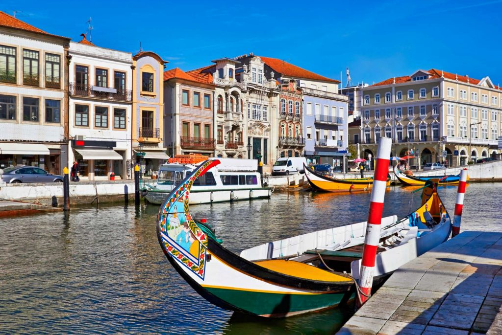 AVEIRO - VENEDIG PORTUGALS
