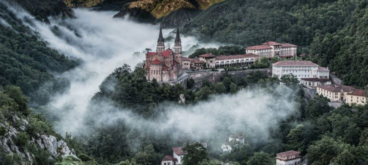 basílica-covadonga