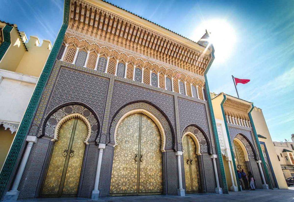 puerta-palacio-real-fez