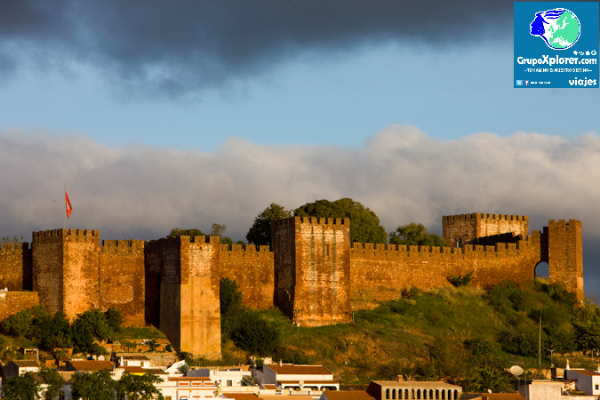 castillo silves