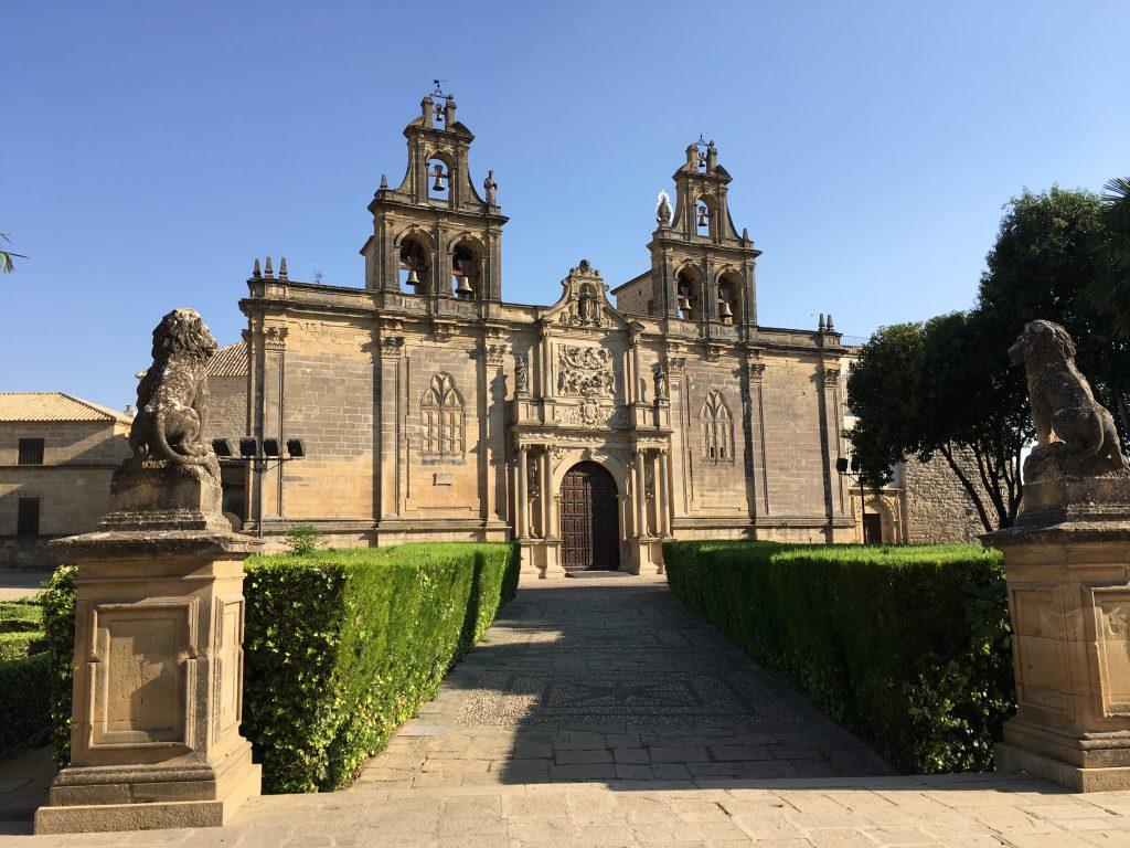Basílica_de_Santa_María_de_los_Reales_Alcázares,_Úbeda_(Spain)