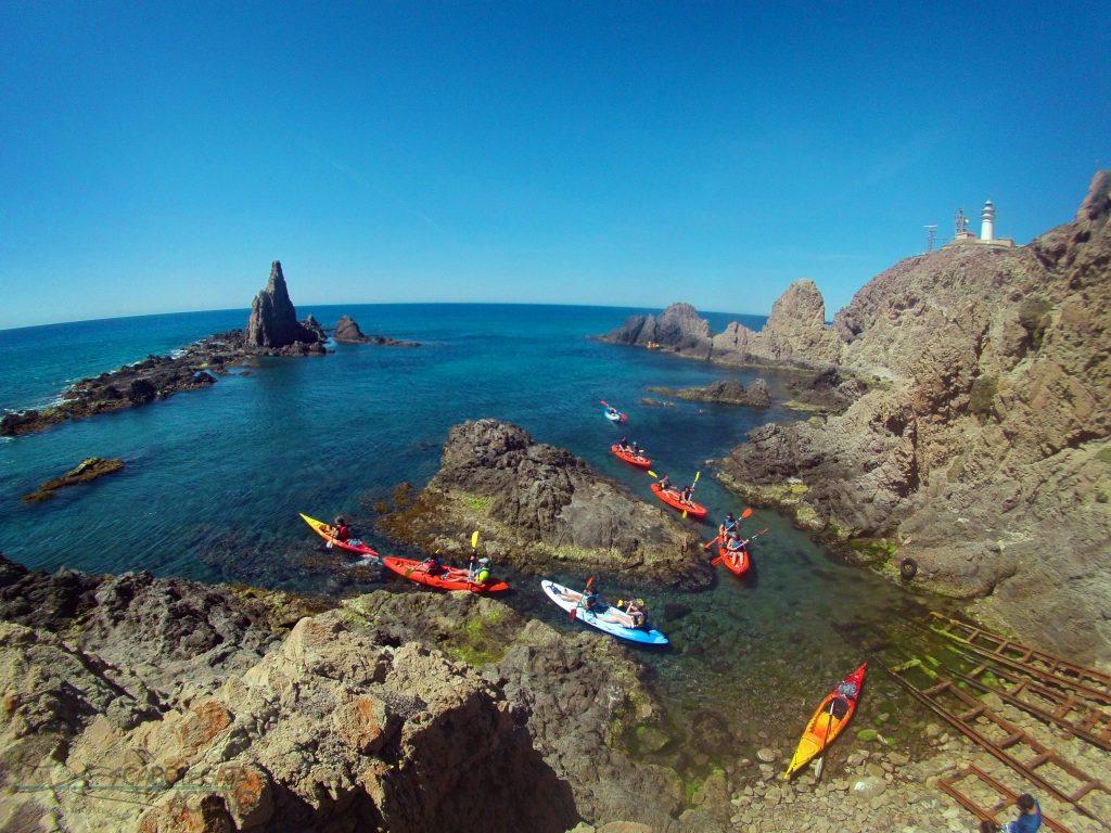 Cabo-de-Gata-Activo-kayak-snorkel-foto-12