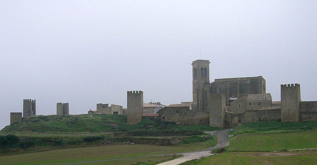 murallas de Artajona