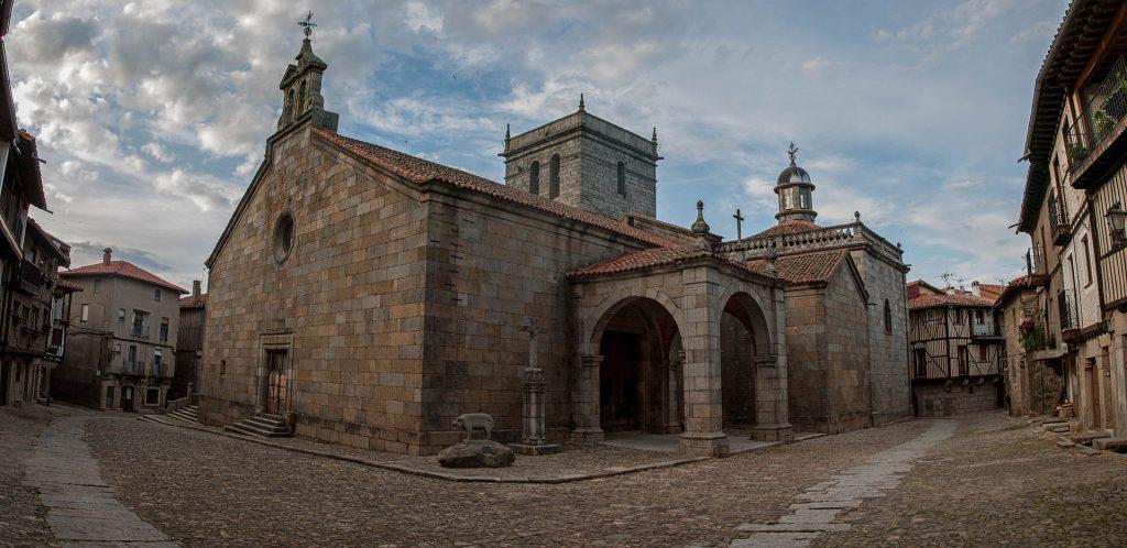 La_Alberca_-_Iglesia_parroquial_de_La_Asunción