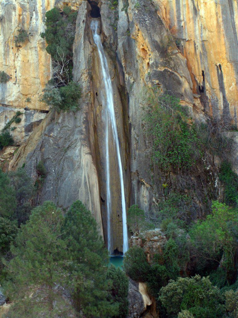 Cascada de Linarejos - Cerrada de Utrero (Sierra de Cazorla)