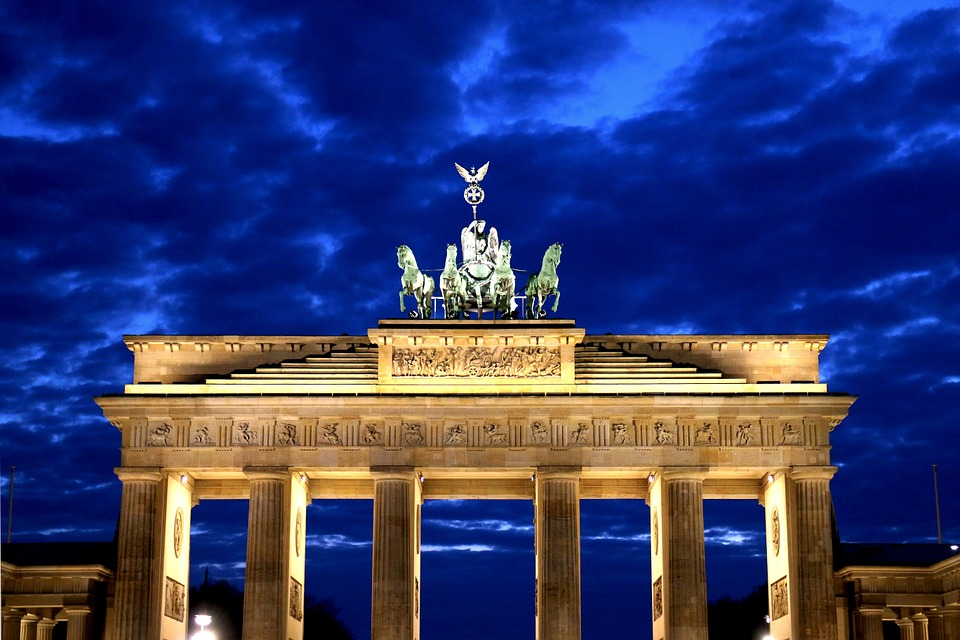 Berlin, grupo xplorer