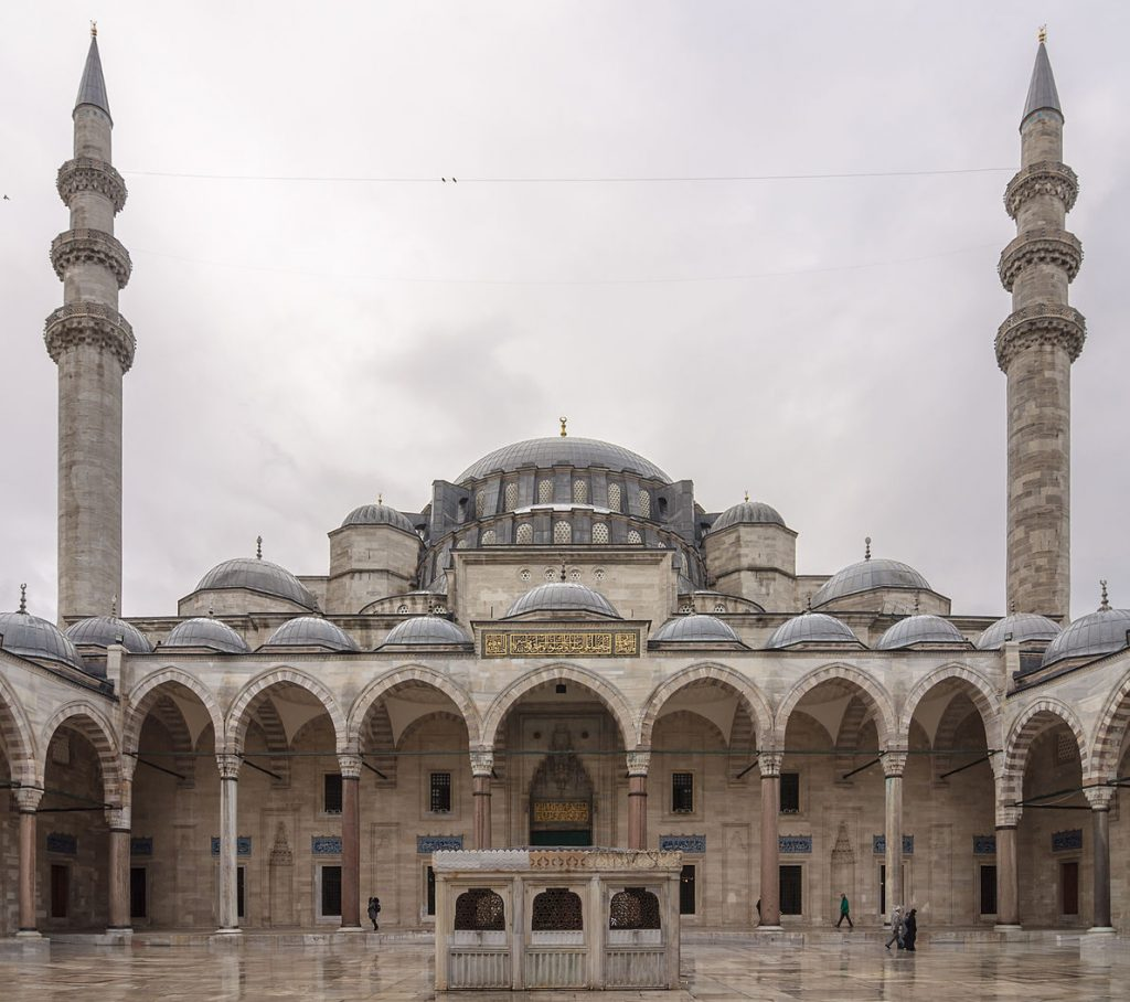 1190px-Cour_mosquee_Suleymaniye_Istanbul
