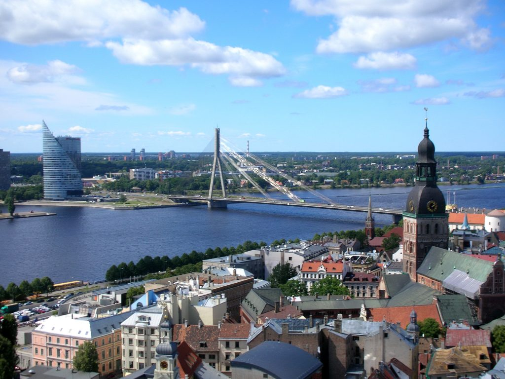Historic Centre of Riga (Latvia)