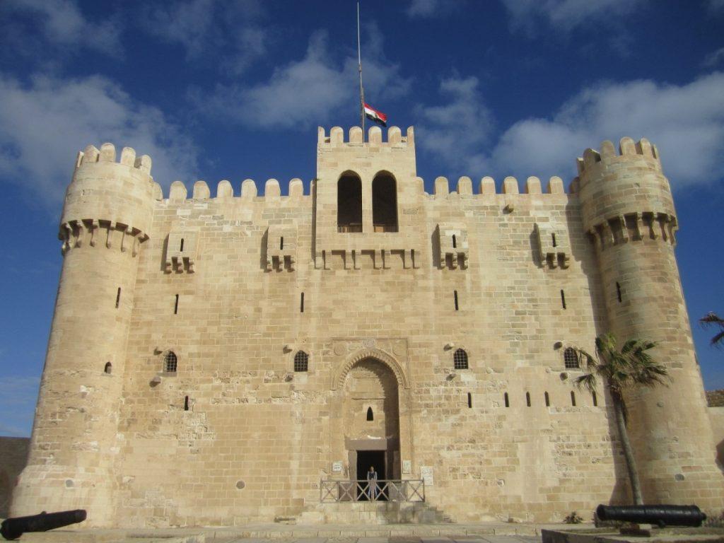 egypt_alexandria_bey_citadel_kaitbey_castle_castle