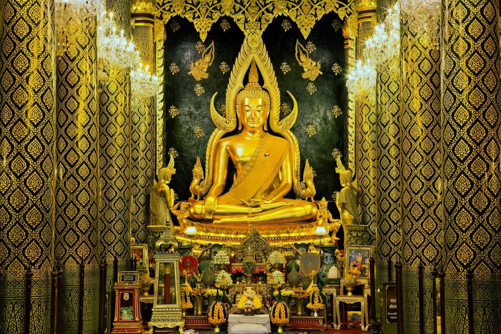pastor-shi-buddhist-kingdom-1631228_1280