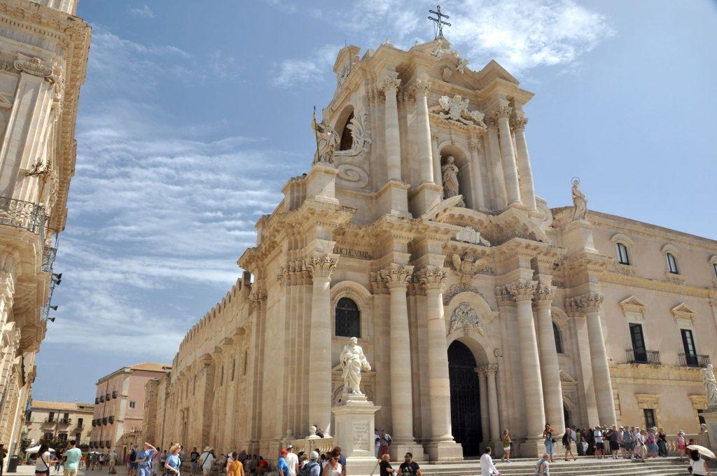 Syracus, Kathedrale Santa Maria delle Colonne