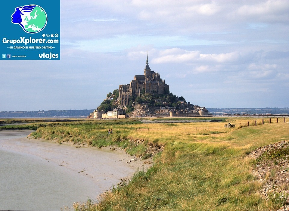 Places Of Interest Le Mont Saint Michel France