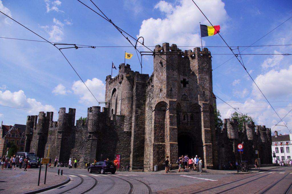 ghent-castle