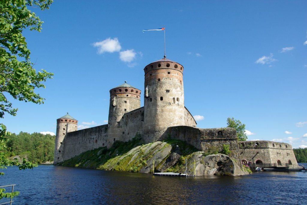finland_savonlinna_fortress_castle_lake-862622