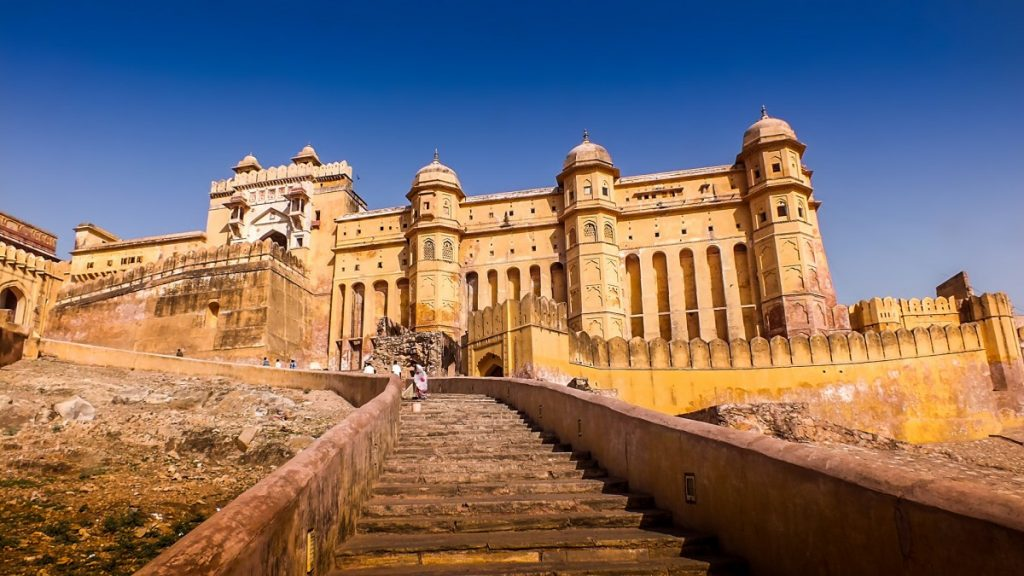 travel_india_tourism_monument_architecture_amber_asia_fort-265424