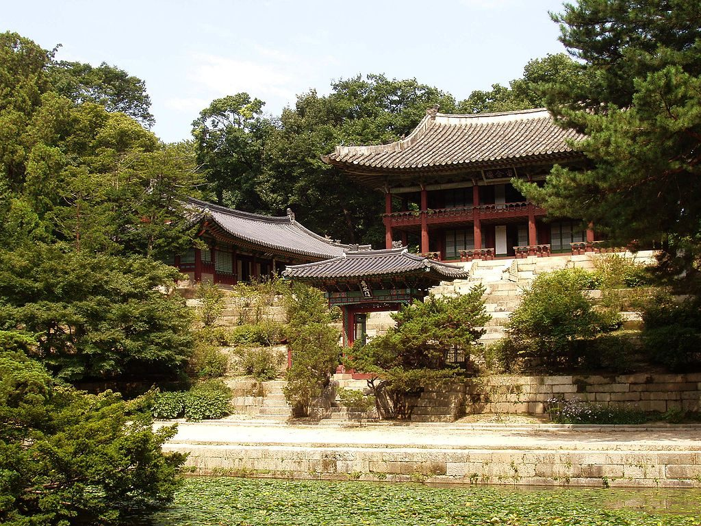 1024px-Juhamnu,_Changdeokgung_-_Seoul,_Korea