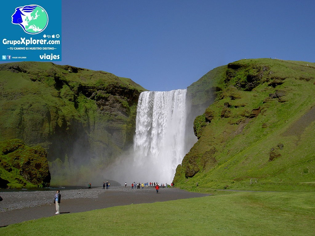 1024px-Skogafoss_from_below