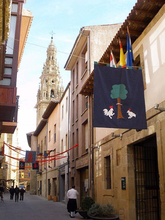 576px-Santo_Domingo_de_la_Calzada_-_Calle_Mayor