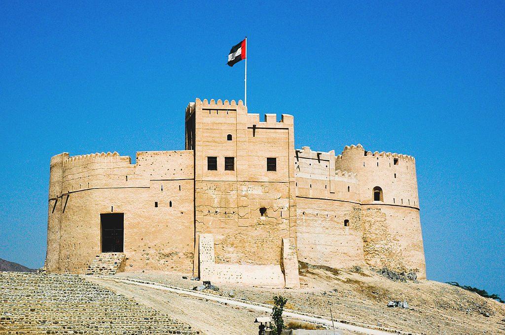 Al_Bithnah_Fort,_Fujairah,_UAE