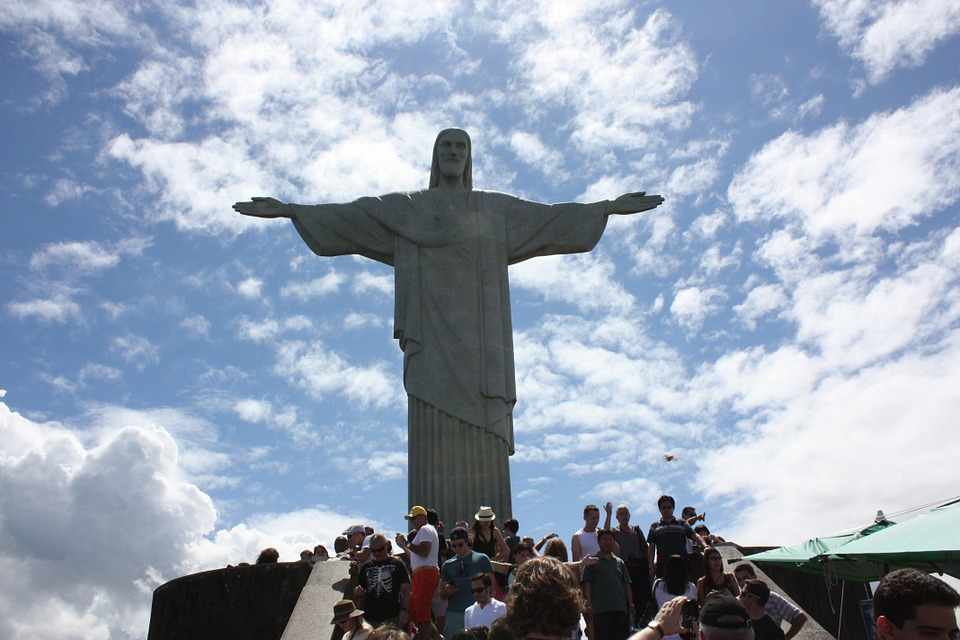 Brazil Rio De Janeiro Vacation Christ