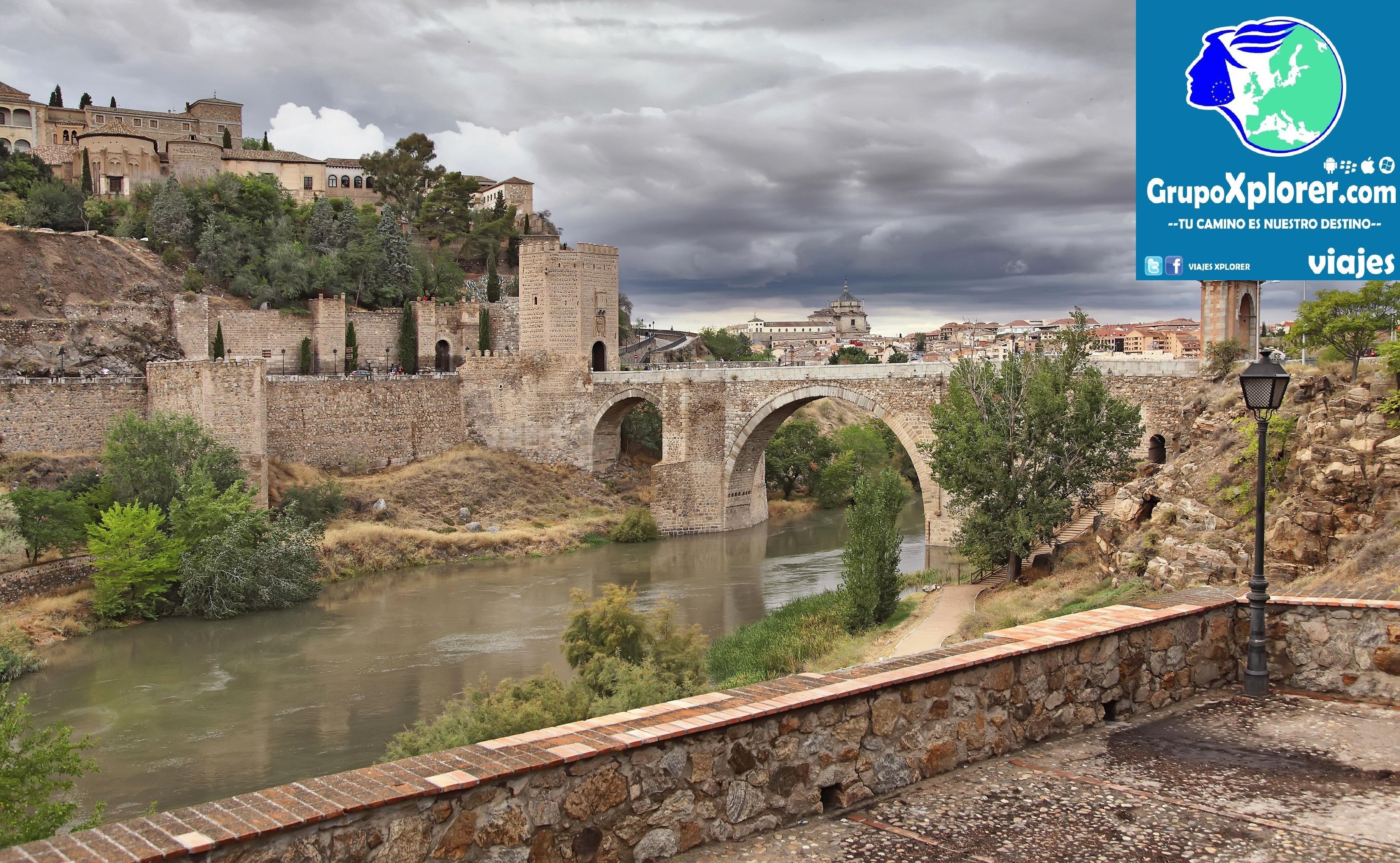 El_Puente_de_Alcántara_de_Toledo-_España