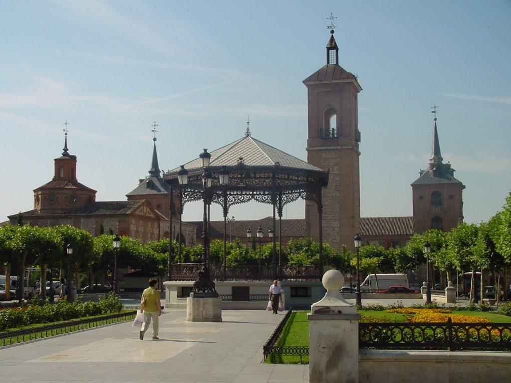 Plaza_de_Cervantes_en_Alcalá_de_Henares
