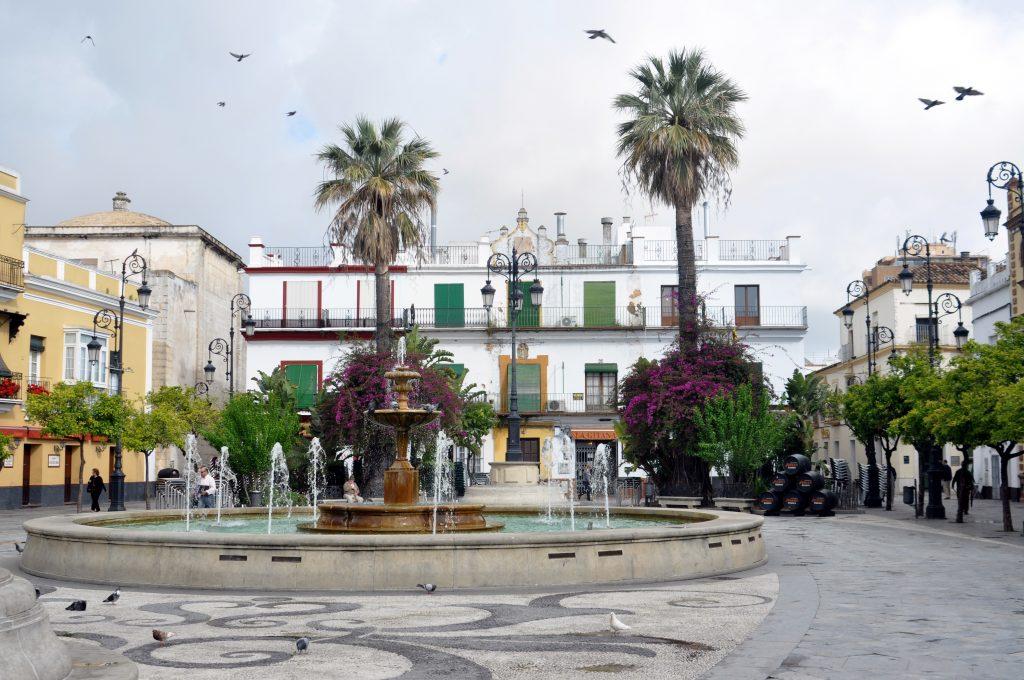 Plaza_del_Cabildo_Sanlúcar_Barrameda