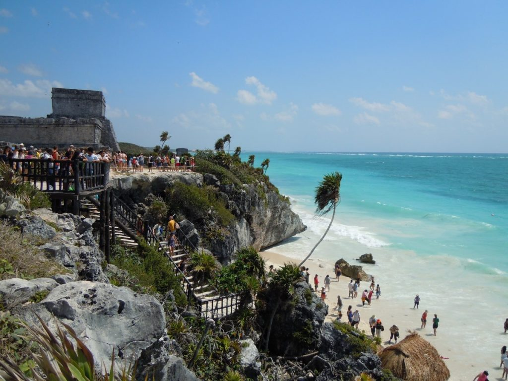 tulum_sea_summer_mexico_beach_maya_yucatan_ancient-1377362