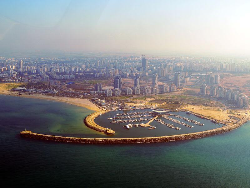 Ashdod_Marina_Aerial_View