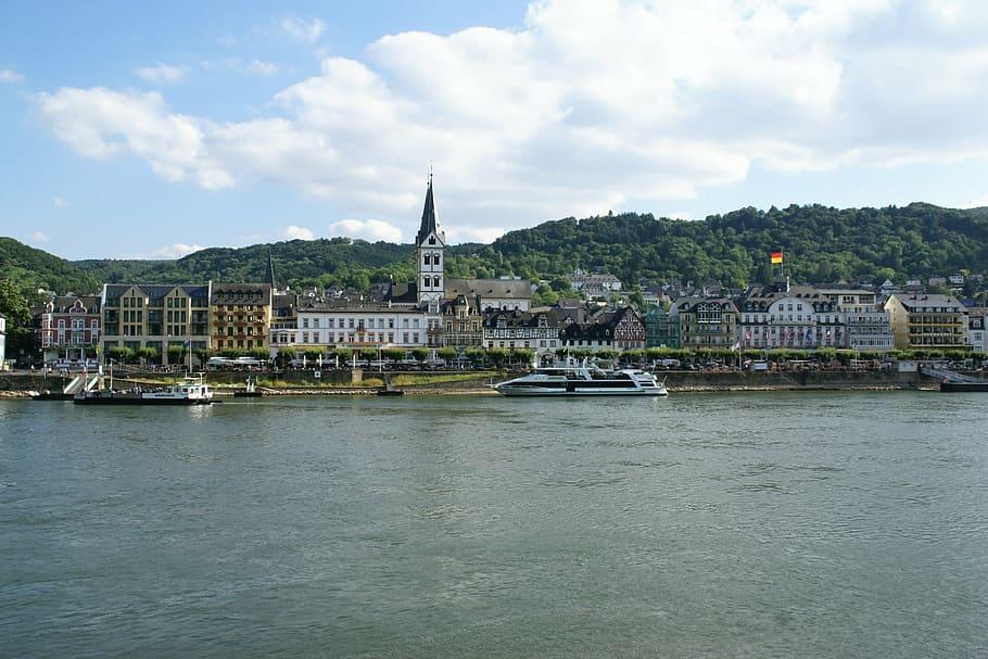 boppard-rhine-germany-town