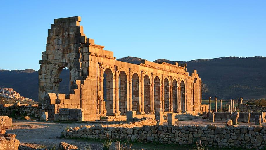 morocco-volubilis-historic-site