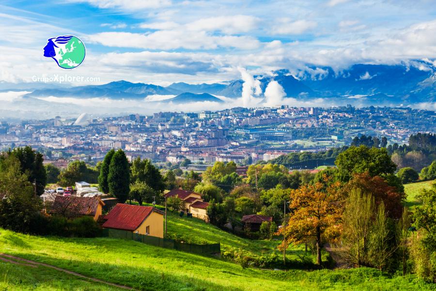 Conoce Oviedo con este circuito por Asturias, Cantabria y Picos de Europa