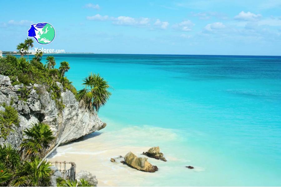 Playas de ensueño en el viaje a Riviera Maya