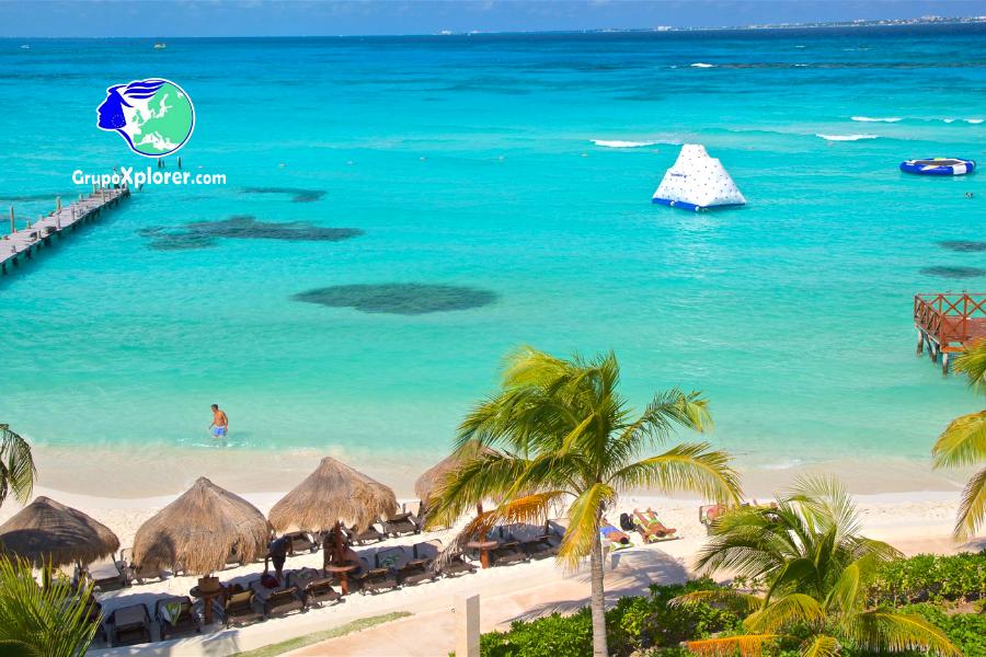 viajar a Cancun en la Riviera Maya
