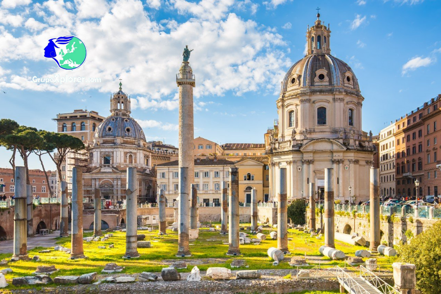 Descubre Roma - Calles de Roma