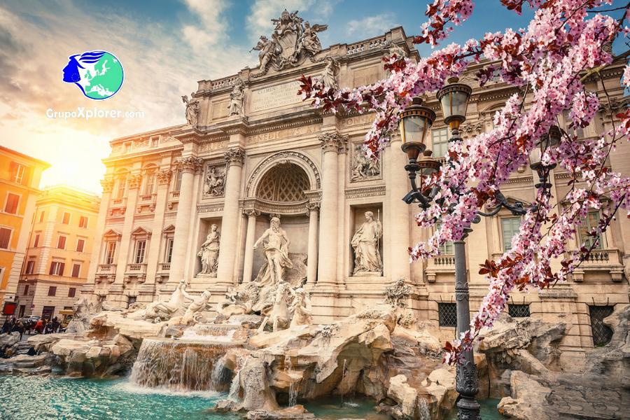 Descubre Roma con Grupoxplorer