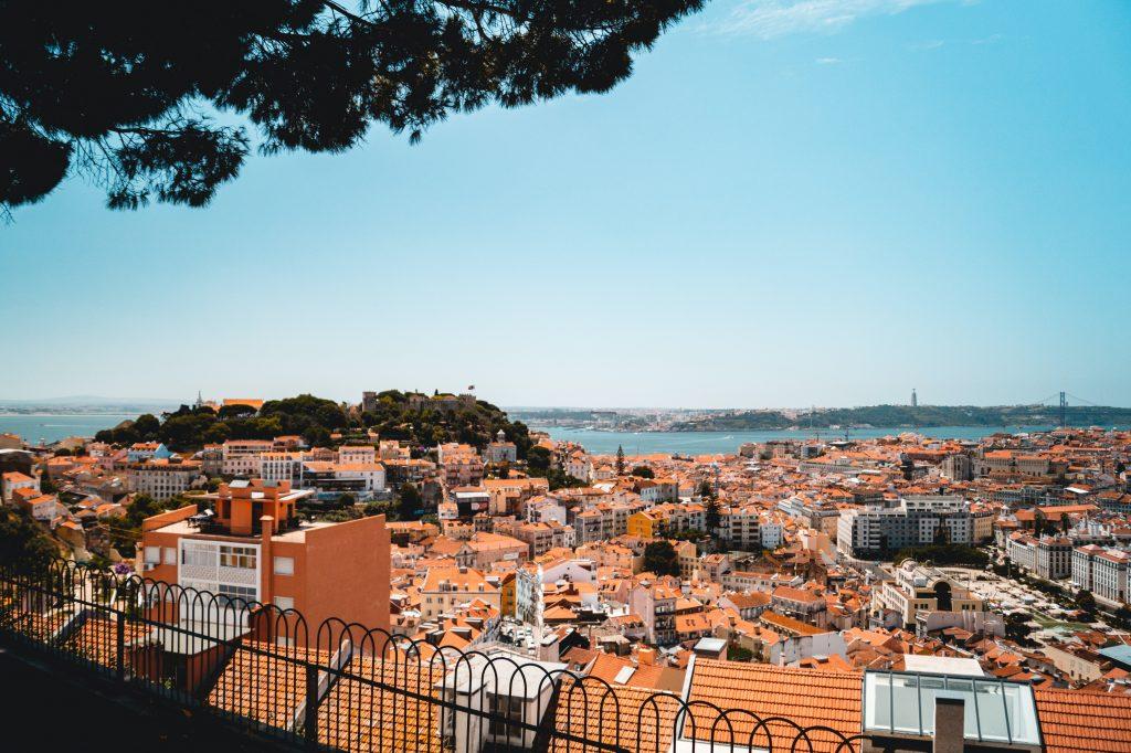 Lisboa, miradores de la ciudad