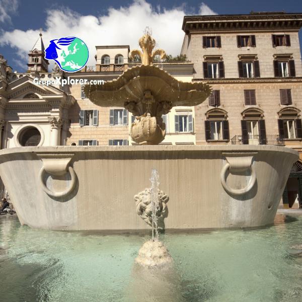Descubre Roma - Plaza Farnese- Grupoxplorer