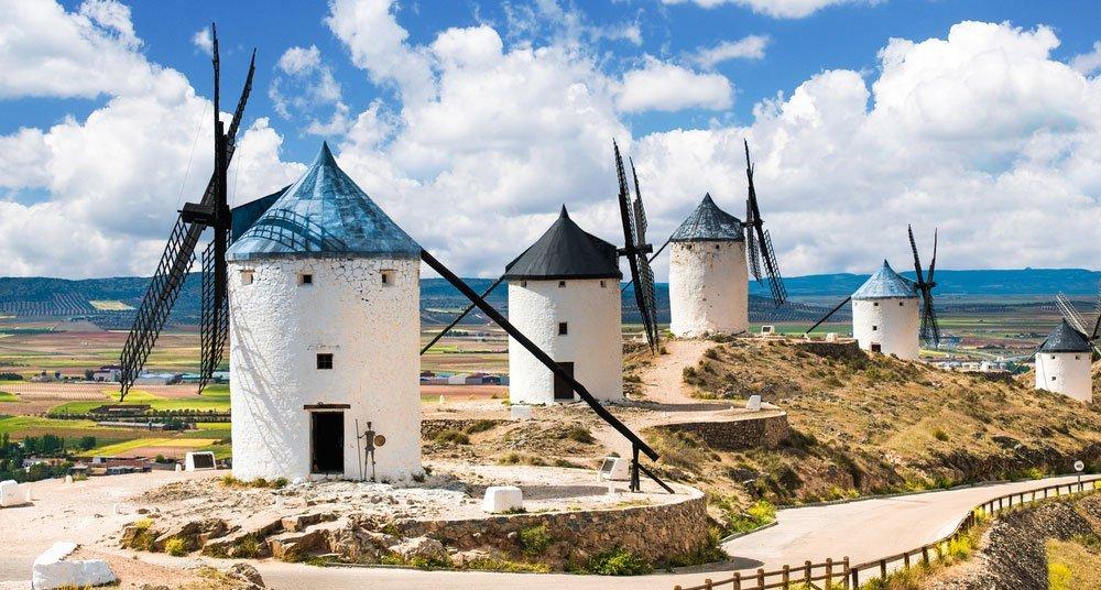 Los-molinos-del-Quijote