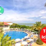 todo incluido en el hotel Garden PlayanaturalDesde 5 días y 4 noches con habitación con vistas al mar y con todo incluido desde 571 € /pers 24-28/08