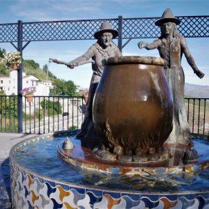 Visitar la Alpujarra