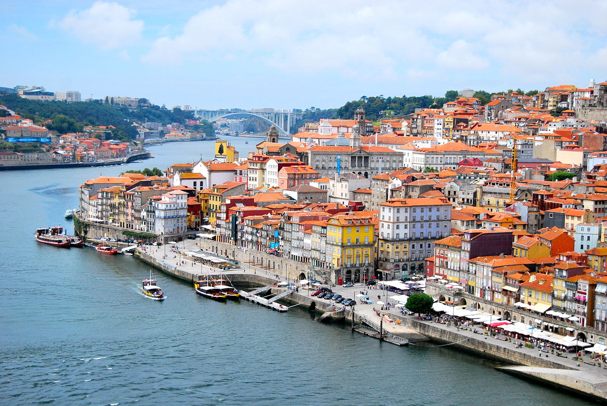 Norte de Portugal - Puente del Pilar